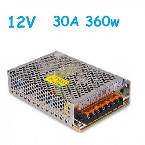 Alimentatore Switching 360W 12v 30A