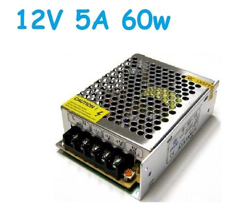 Alimentatore Switching 60W 12v 5A