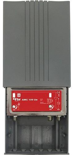 Amplificatore Antenna 32 dB BIII + UHF