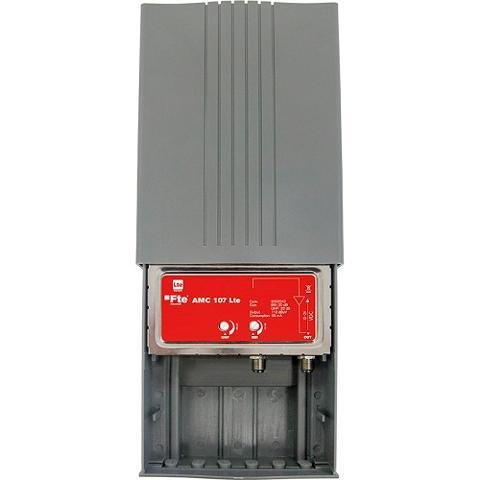Amplificatore Antenna 32 dB Logaritma BIII UHF