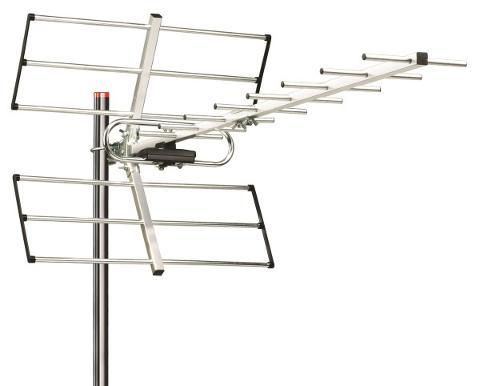 Antenna Digitale Terrestre 15 Elementi Con Filtro LTE NVS