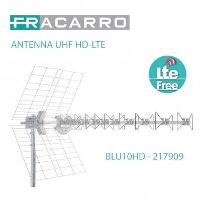 Antenna UHF 42 Elementi HD 21-60 LTE