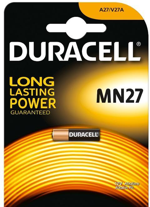 Batteria 12V MN27 Duracell DURMN27