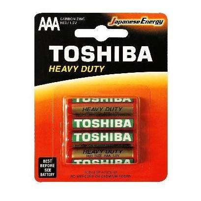 Batteria Ministilo Zinco 1,5V Toshiba Toshiba