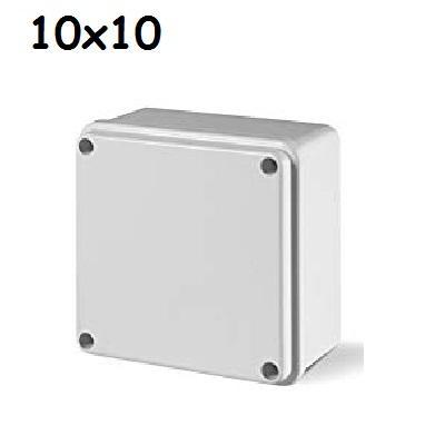 Cassetta 10x10 IP56 L/Lisci Elettrocanali