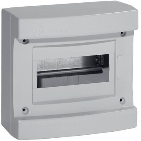 Centralino da Parete 8 Moduli IP40 S/Porta