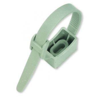 Clips Fissatubo a Fascetta Diam. 8-32 (1pz) Elettrocanali