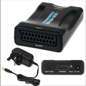 Convertitore HDMI a Scart