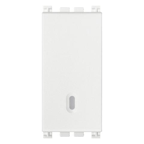 Deviatore 1P 16A Illuminabile Bianco Vimar