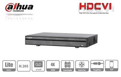 DVR Pentaibrido 8 Canali 4k 8 megapixel Dahua