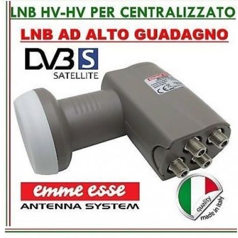 Illuminatore LNB 4 OUT H/V H/V
