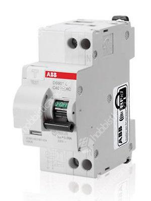 Interruttore Differenziale 2x25A 0,03A DS901L ABB