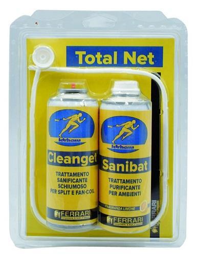Kit Igienizzante Total Net Ferrari 17235