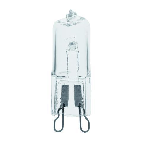Lampada Alogena G9 220V 42W 2000h