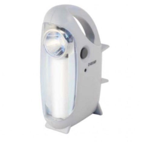 Lampada Emergenza Ricaricabile con Neon LED Velamp