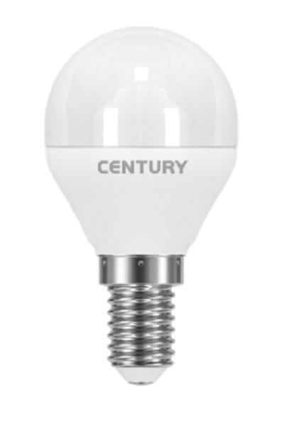Lampada Mini Sfera Led 6w E14 Luce Fredda Century