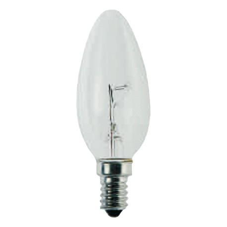 Lampada Oliva Incandescenza E14 60w LEUCI