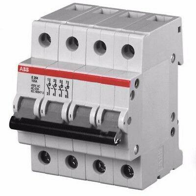 M990429 Interruttore sezionatore 4x63A ABB