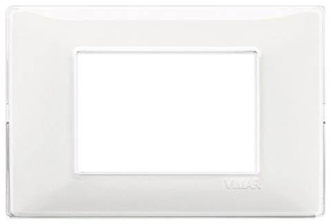 Placca 3m Reflex Neve Vimar