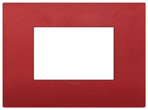 Placca 3m Tecnopolimero Rosso Matt Vimar