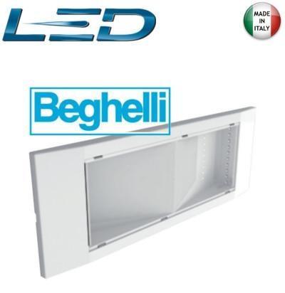 Plafoniera Emergenza Beghelli Stile IN 11W LED Beghelli