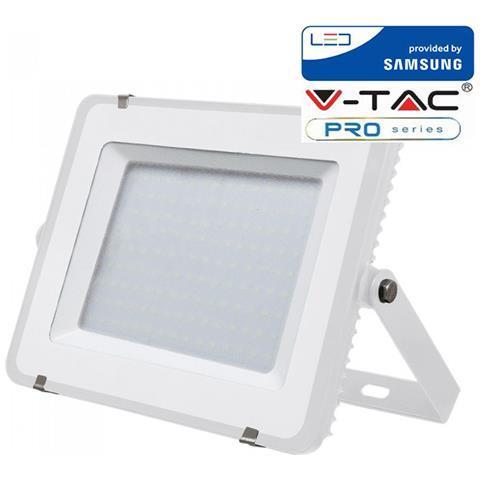 Proiettore Led 150W Luce Natura Bianco SLIM 12000 Lumen PRO V-TAC