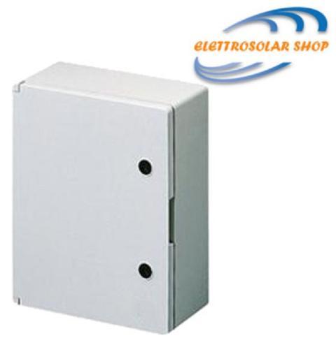 Quadro Termoplastico IP65 400x300x165 Con Piastra di Fondo Rosi RS39134