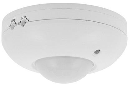 Sensore Movimento a tetto con Crepuscolare