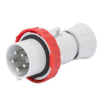 Spina CEE Volante 3P+N+T 16A IP67 ROSI