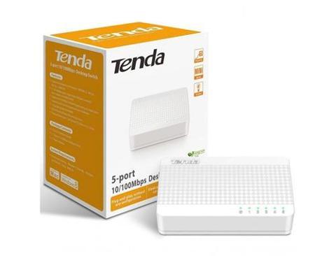 Switch 5 Porte 10/100 Tenda
