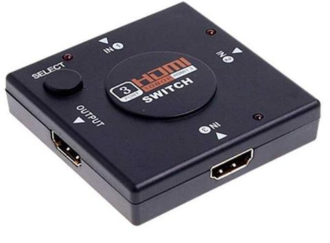 Switch HDMI 3 Uscite hd