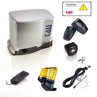 TAU Kit Automazione Scorrevole 1200Kg 230V TAU T-ONEKITXLT