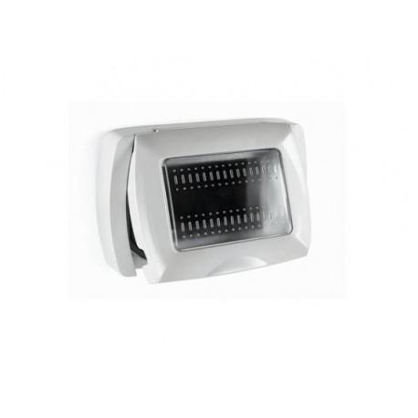 Telaio 3 Moduli IP55 Elettrocanali