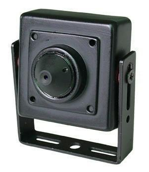 Telecamera Pin Hole 4in1 3,7mm 2 Megapixel Vultech