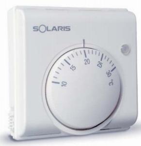 Termostato Ambiente a Parete TER1 Solaris TER1