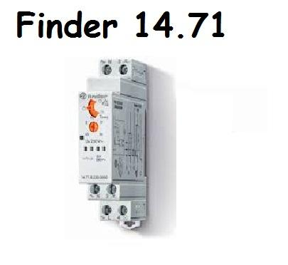 Timer Luce Scala 1 Modulo 3-4 Fili Finder 14.71.8.230.0000