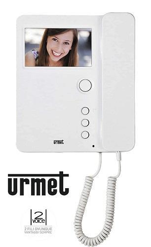 Videocitofono a Colori 2Voice Urmet