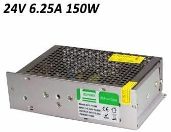 Alimentatore Switching 150W 24v 6,25A