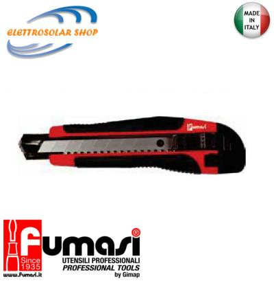 Cutter C/Blocco Automatico 100x18 Fumasi
