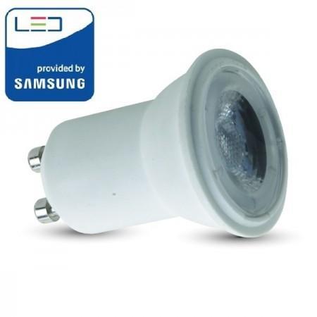 Lampada LED 2w GU10 Diam. 35 Luce Fredda