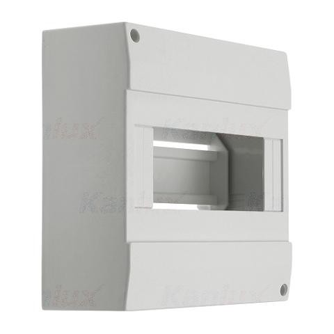 Centralino da Parete 8 Moduli IP40 S/Porta Kanlux