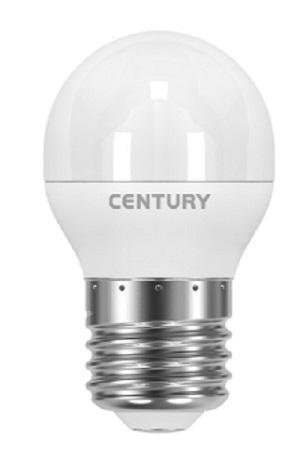 Lampada Mini Sfera Led 5,3w E27 Luce Calda 500 Lumen DURALAMP