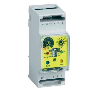 Relè Differenziale Elettronico RD1 2 Moduli 230V IME