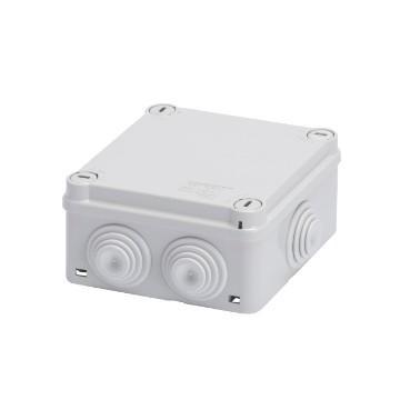 Cassetta 10x10 IP65 C/Gommini Elettrocanali