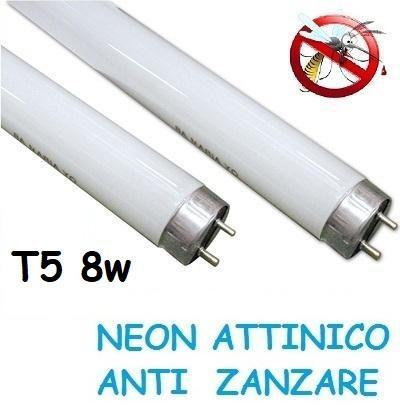 Neon Attinico 8w T5 per Zanzariera V-TAC 11215