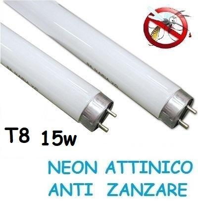 Neon Attinico 15w T8 per Zanzariera  10000314