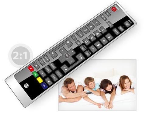Telecomando Universale Programmabile 2:1 Superior