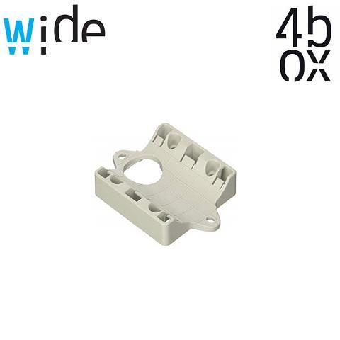 Accessorio Abbraccio Palo per scatola parete WIDE 4box