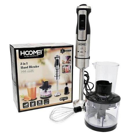 Mixer ad immersione 3 in 1 Hoomei