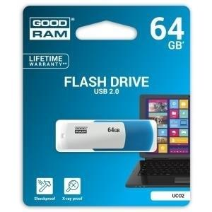 Pen Drive 64Gb USB 2.0 Goodram